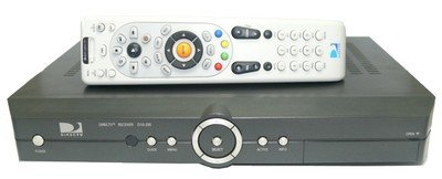 Directv D10-200 Satellite Receiver w/ S-Video Out