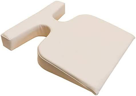 DevLon NorthWest Massage T Wedge Bolster Cushion Feminine Breast Pillow Color Beige (Beige)
