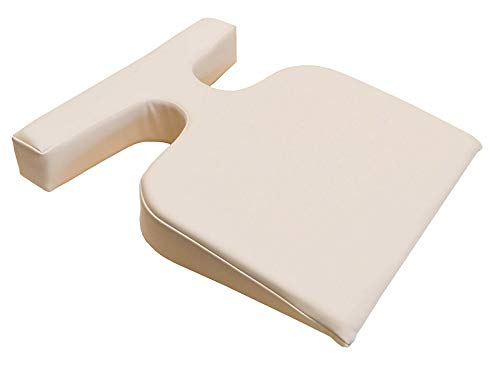 DevLon NorthWest Massage T Wedge Bolster Cushion Feminine Breast Pillow Color Beige from DevLon NorthWest