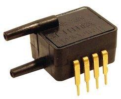 Pressure Sensor, ASDX Series, Silicon, 10 Inch-H2O, Analogue, Gauge, 5 V, Radial, 2.5 - H2o Sensor