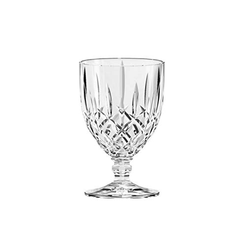 Nachtmann - The Life Style Divison of Riedel Glass Works 101966 Noblesse Tall Goblet, 12 oz, Clear