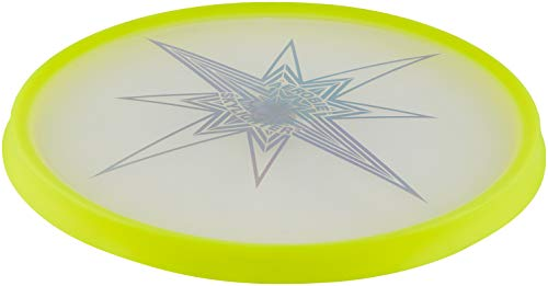 Aerobie Skylighter Disc - LED Light Up Flying Disc - Colors May Vary ()