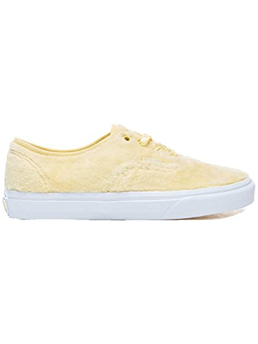 Furry Vans Bianco 41 Sunshine Formato Authentic Scarpe Giallo pExqrEa4