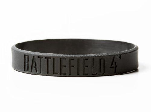 Battlefield 4 Cosplay Rubber Bracelet Wristband Strap Licensed NEW Large Size L (Licensed Wristband Bracelet)