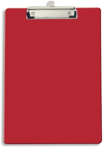 Officemate Recycled Clipboard Red 83043 product image