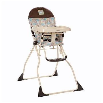 Cosco Slim Fold High Chair, Kontiki