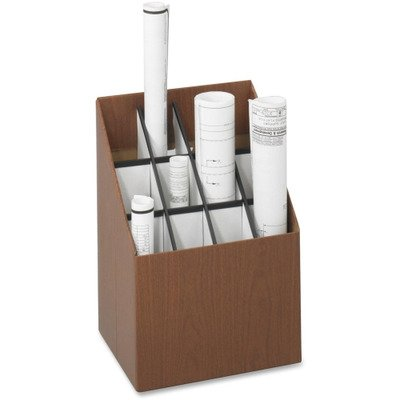 Safco Upright Roll - SAF3079 - Safco Upright Roll Storage File