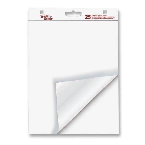 Adams Write 'n Stick Easel Pad, 20x23, 1 Each (ABFWSP20232)