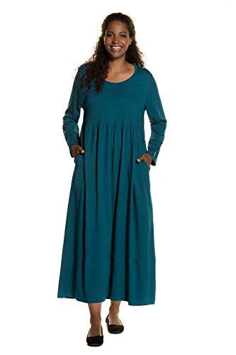 Gathered Jersey Dress - 3