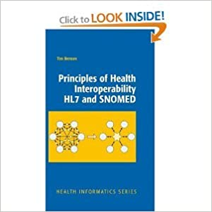 Téléchargements ebook pdfs gratuitsPrinciples of Health Interoperability HL7 and SNOMED byBenson (French Edition) PDF