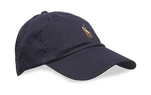 Polo Ralph Lauren Cotton Baseball Cap, One Size, Blue