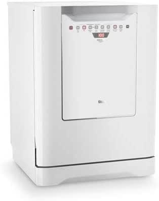 Gibson Freestanding Dishwasher, White, GDFA10DGSWD