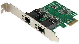 StarTech.com ST1000SPEXD4 - Tarjeta de Red Nic PCI Express ...