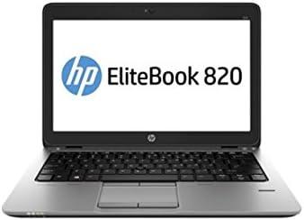 HP EliteBook 820 G2 Plata Portátil 31,8 cm (12.5