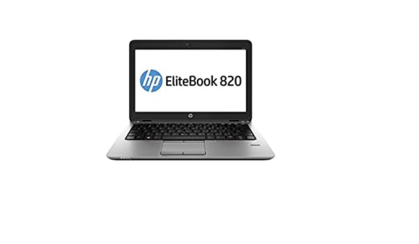 HP EliteBook 820 G2 Plata Portátil 31,8 cm (12.5