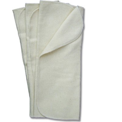 AppleCheeks One-Size 2-Layer Rayon from Bamboo Inserts