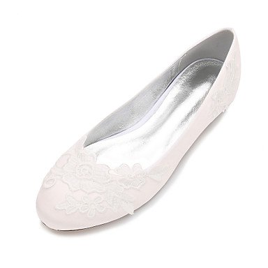 Party Evening Ruby US8 UK6 Blue EU39 Rhinestone 5 Comfort Bowknot Champagne Dress Satin Women'S 5 Heelivory amp;Amp; Shoes Wedding Summer CN40 Wedding RTRY Spring Flat wqvUBHx8
