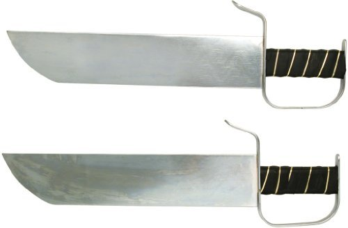 BladesUSA 2101 Butterfly Sword 19-Inch Overall