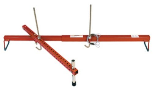 ATD Tools 7477 Engine Transverse Bar with Arm (Engine Hanger)