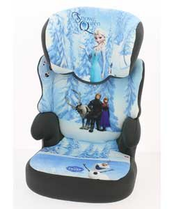 Disney Frozen Group 2 3 Highback Car Booster Seat