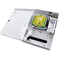 Paxton Access Net2 plus 1 door controller - 12/24V 2A AC/DC PSU, Metal cabinet 682-810-US