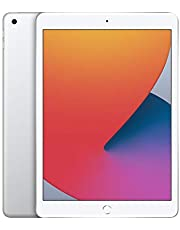 $399 » New Apple iPad (10.2-inch, Wi-Fi, 128GB) - Silver (Latest Model, 8th Generation)