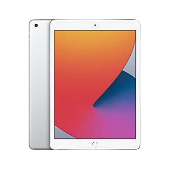 Apple iPad (10,2cala, 8. generacji, Wi-Fi, 32GB) - srebrny (2020)