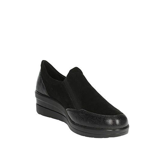 ls Iv9160a Cinzia Femme 001 Sneakers Noir Soft R7qpwq6a