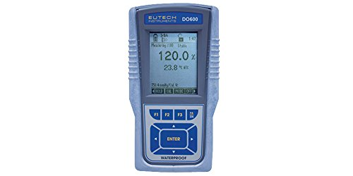 Eutech CyberScan DO 600 Meter 10ft (10ft cable), Water Quality Monitoring - ECDOWP60041K by Eutech Instruments
