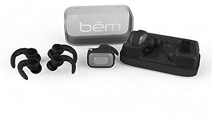 18095547e4f Amazon.com: Bem NKD-100, Bluetooth 4.1 Stereo Earbuds, with Portable ...