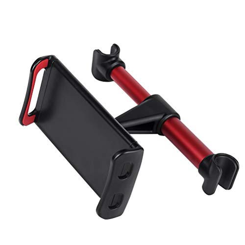 - LIOOBO Tablet/Phone Car Headrest Mount, Moonooda Universal 360 Degree Rotating Adjustable Backseat Holder Compatible Smartphones and Tablets