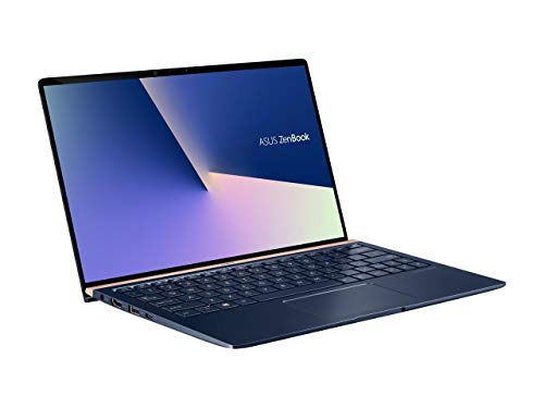 "🥇 ASUS ZenBook 13 Ultra-Slim Durable Laptop 13.3"" FHD WideView"