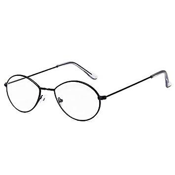 Sunglasses- Moda Gafas de Sol ovaladas pequeñas Gafas de Sol ...