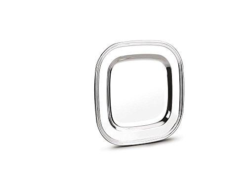 Efn Lamp - Zilverstad Plate Windsor, Silver, Small