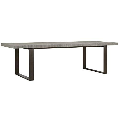 Universal Furniture 645755 Robards Rectangular Dining Table Bronze