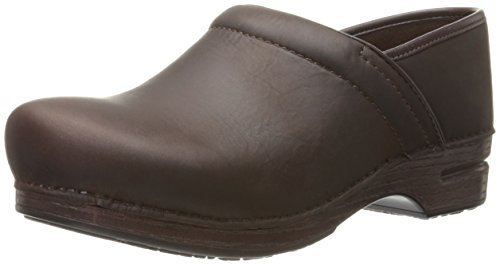 Dansko Mens Pro XP Mule Brown Oiled