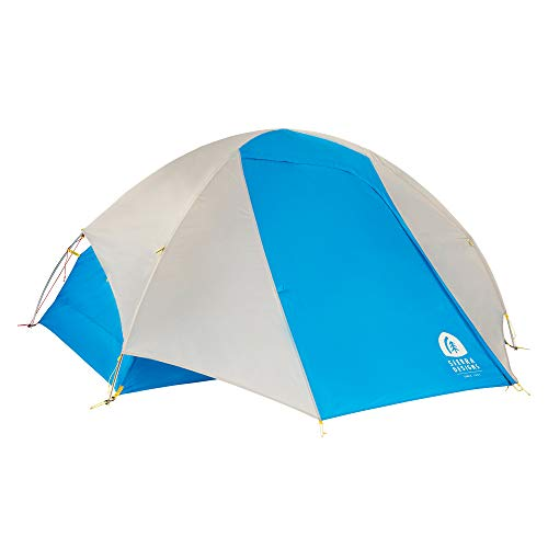 - Sierra Designs Summer Moon 2 3-Season Tent Silver Lining / Blue Jewel 2 Person