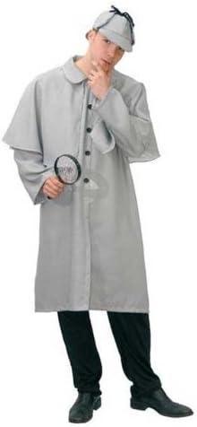 Disfraz de Sherlock Holmes: Amazon.es: Juguetes y juegos