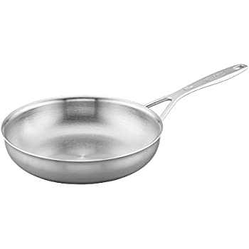Amazon Com Demeyere Industry 5 Ply 9 5 Quot Stainless Steel