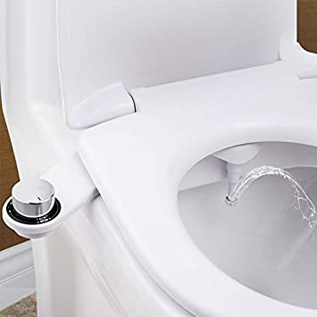 Clean Clear Rear End Adjustable Bidet Butt Wash Washer Fresh Water Spray New Jolash Pl