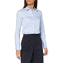 HUGO Women's The Fitted Shirt Blouse