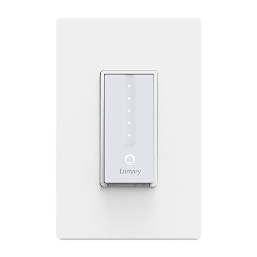 Lumary L-DS100 Dimmer Smart Light Switch with Wifi and Voice