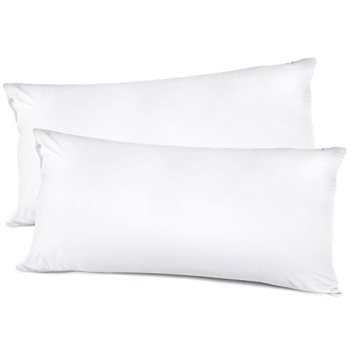 Adoric King Pillow Protectors, Hypoallergenic Dust Mite & Be