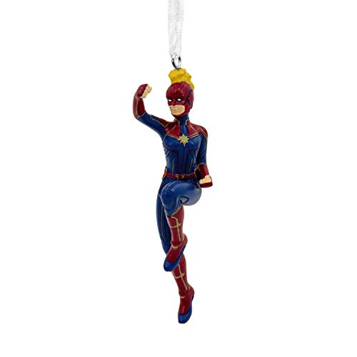 Hallmark Christmas Ornaments, Marvel Studios Captain Marvel Ornament -