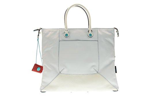 a Bianco G3 mano MOMU TRASFORMABILE PIATTA 1000 borsa donna E17 GABS L SPnqEE