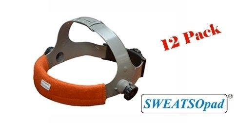 SWEATSOpad Welding Helmet Comforter- 12 Sweatbands total
