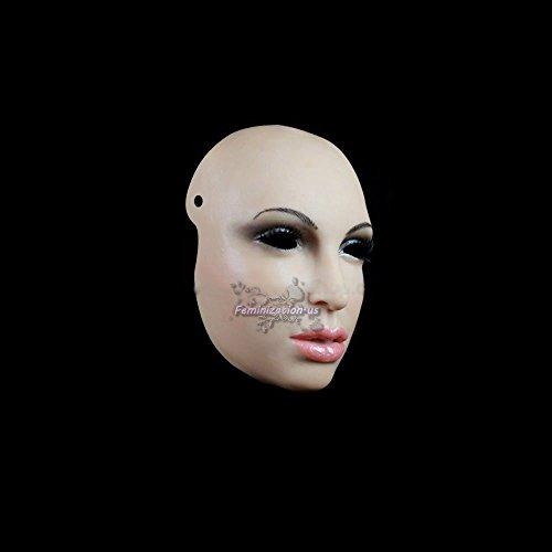 Female Semi Mask Sammy Sissy Crossdressing Transgender