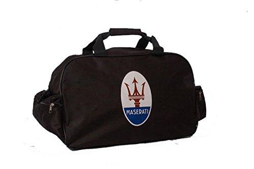 Maserati Logo bolsa de viaje bolsa bolso de deporte gimnasio