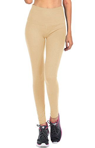 VIV Collection Signature Leggings Yoga Waistband Soft and Strong