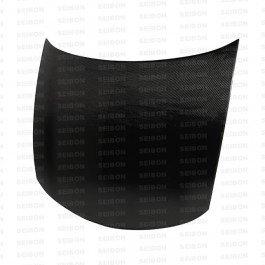 (Seibon Carbon Fiber Hood for 1997-1999 Saturn SC)